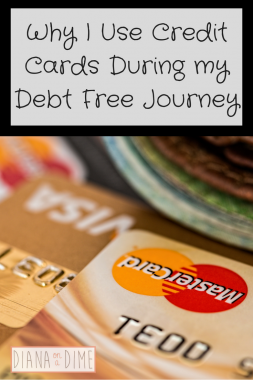 Why I Use Credit Cards During my Debt Free Journey