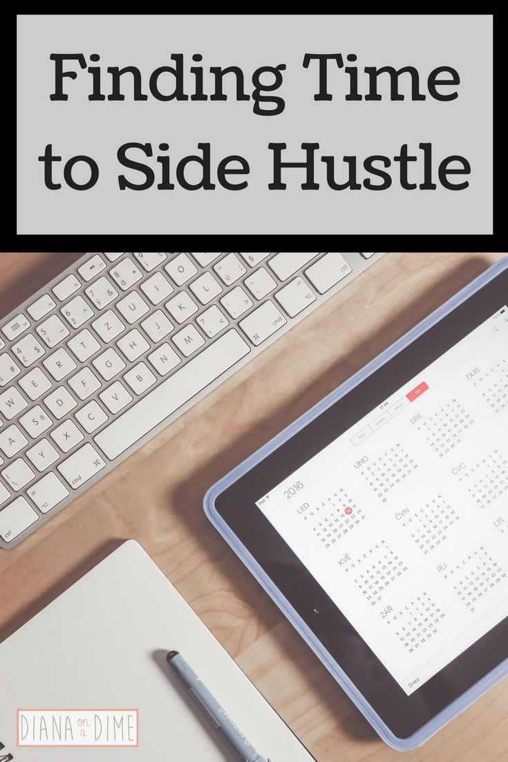 Finding Time to Side Hustle