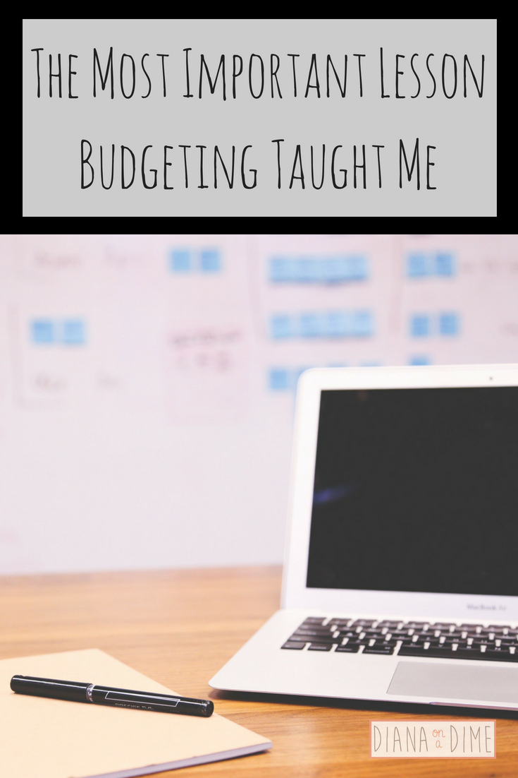 The Most Important Lesson Budgeting Taught Me