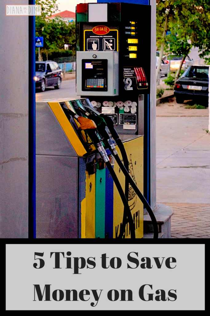 5 Tips to Save Money on Gas