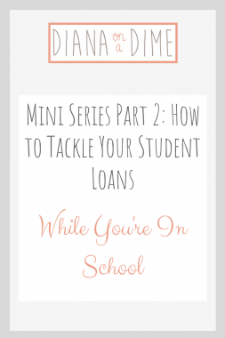 How to Tackle Your Student Loans 2