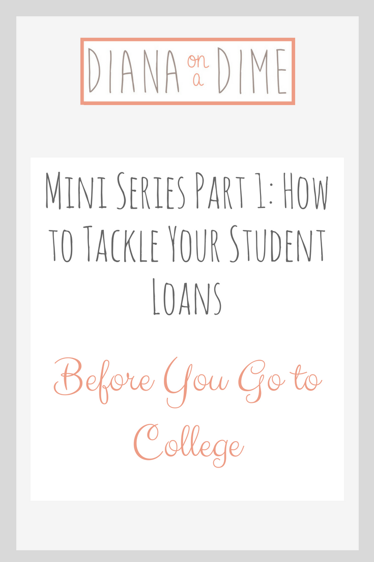 Mini Series Part 1_ How to Tackle Your Student Loans