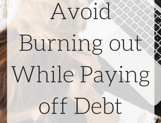 5 Tips to Avoid Burning out While Paying off Debt