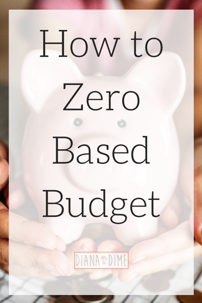 How to Zero Based Budget