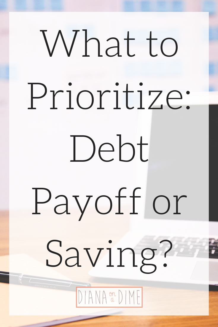 What to Prioritize_ Debt Payoff or Saving_