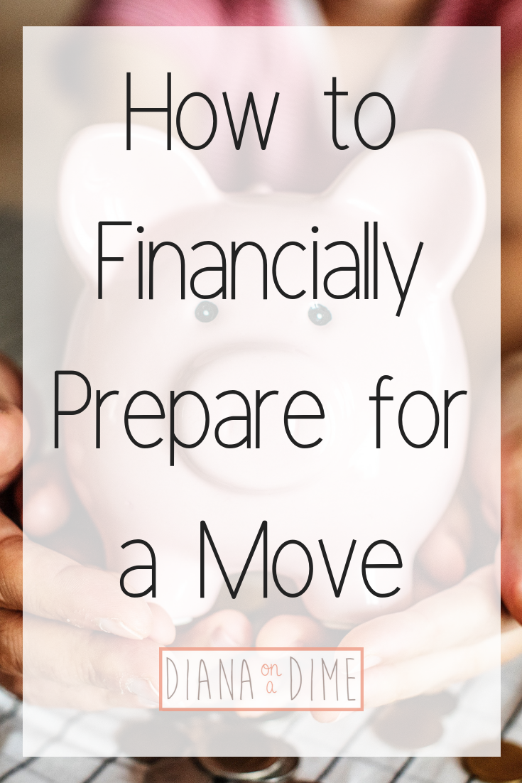 How to Financially Prepare for a Move