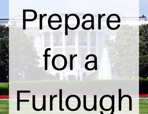 How to Prepare for a Furlough