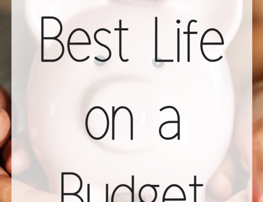 Living Your Best Life on a Budget