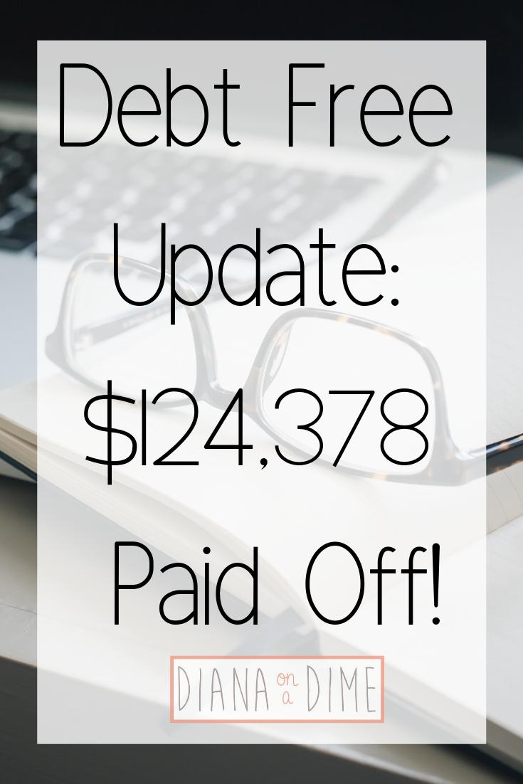 Debt Free Update_ $124,378 Paid Off!