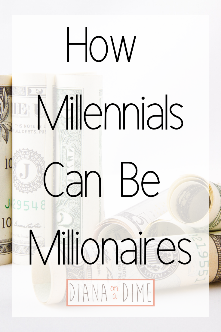 How Millennials Can Be Millionaires