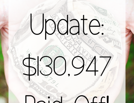 Debt Free Update_ $130, 947 Paid Off!