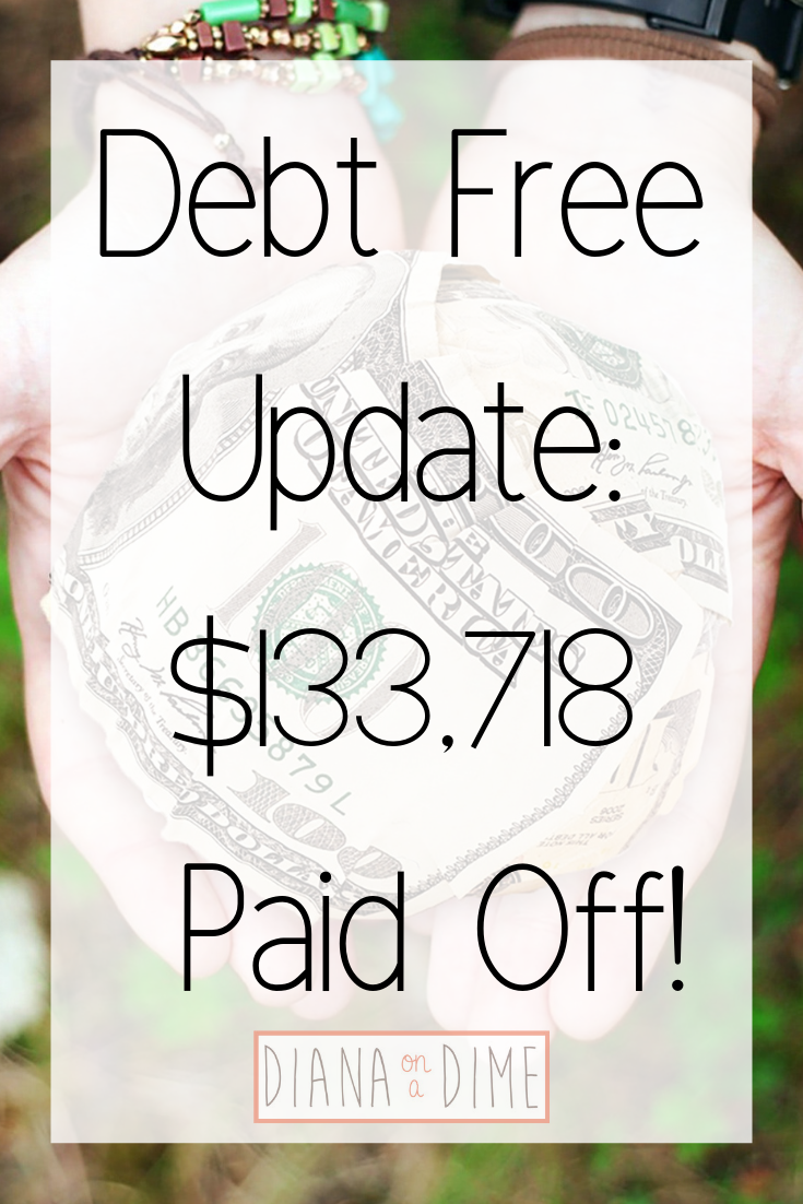 Debt Free Update_ $133,718 student loans Paid Off!