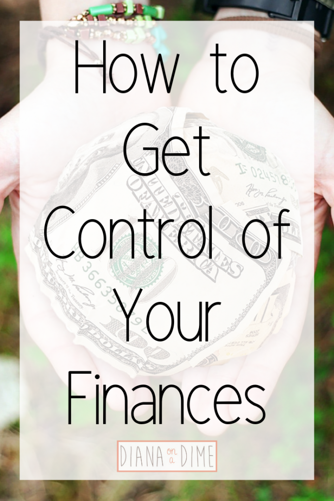 How to Get Control of Your Finances